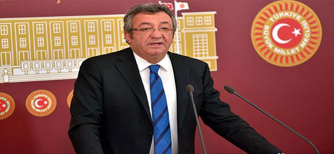 Engin Altay: Barolar teklifinin müzakere edilecek yanı yok
