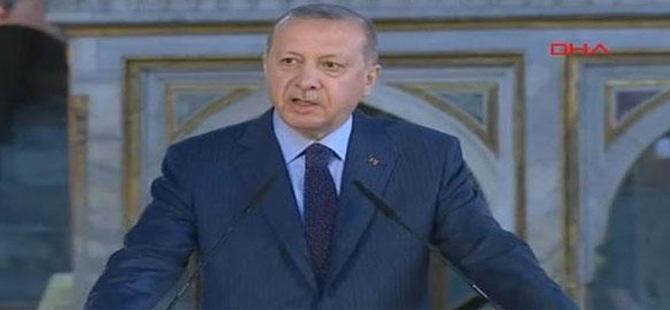 Erdoğan: O videoları Putin'e gönderdim