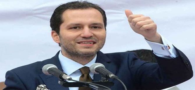 Fatih Erbakan, yeni parti için tarih verdi