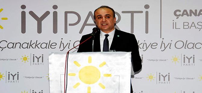 İYİ Parti kongresinde oy zarfından Erdoğan ve Bahçeli'nin adı çıktı