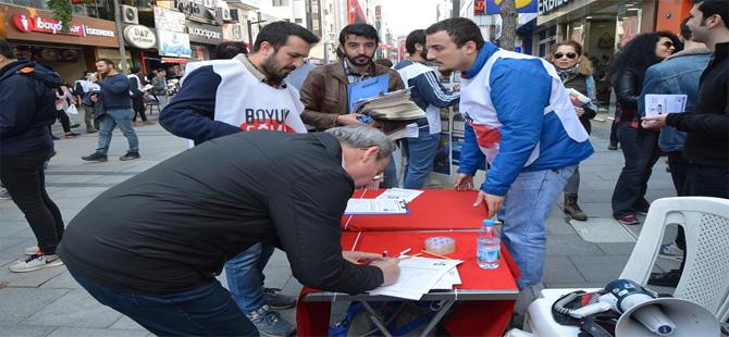 İzmirliler cevap bekliyor