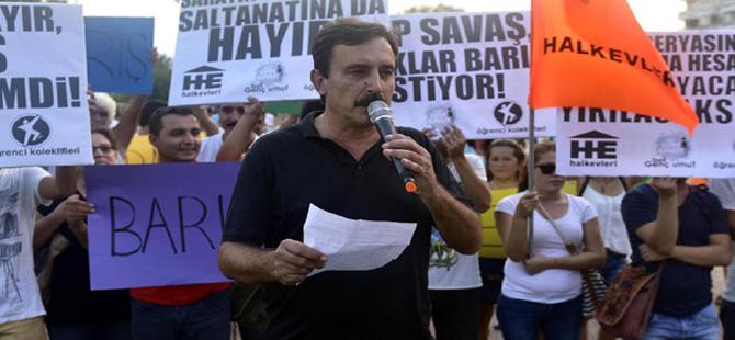 Halkevleri MYK üyesi Kutay Meriç serbest bırakıldı