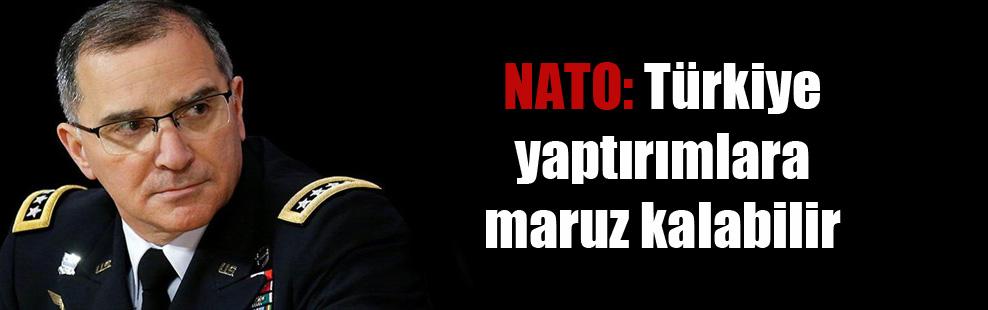 NATO: Türkiye yaptırımlara maruz kalabilir