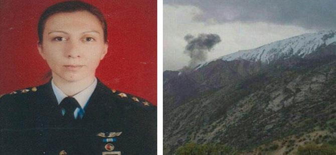 Türk Hava Kuvvetleri'nin ilk kadın pilotlarından biriydi