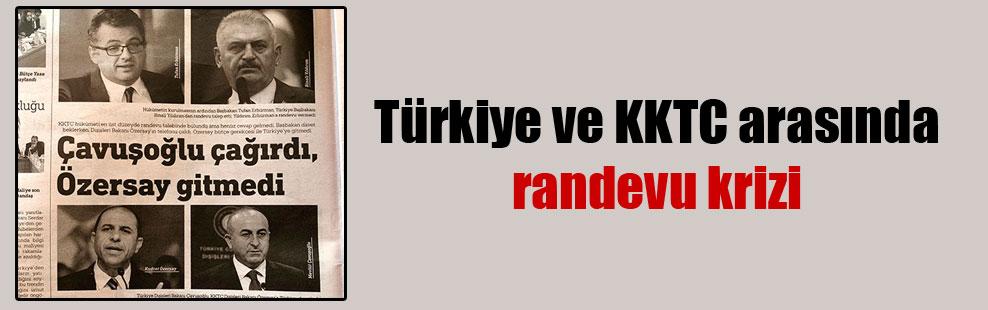 Türkiye ve KKTC arasında randevu krizi