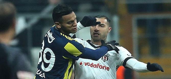 Ricardo Quaresma'ya 5 maç ceza!