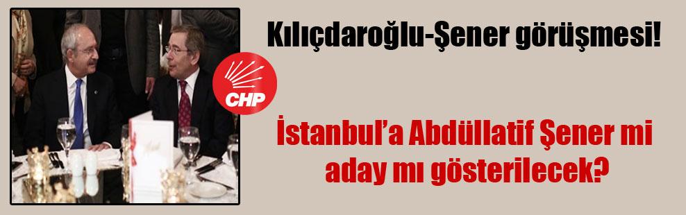 Kılıçdaroğlu-Şener görüşmesi!