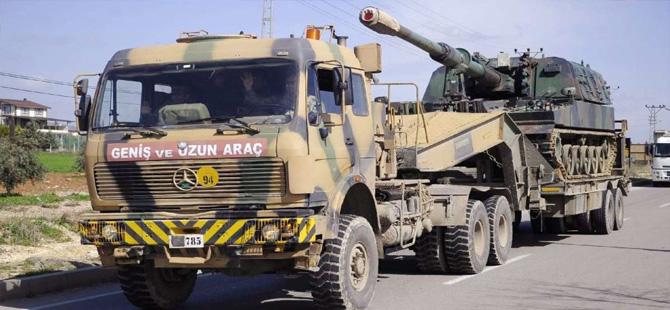 Afrin'e son yılların en büyük sevkiyatı