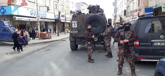 Sultangazi'de polis operasyonu