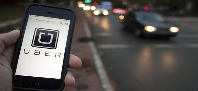Almanya'dan Uber'e izin