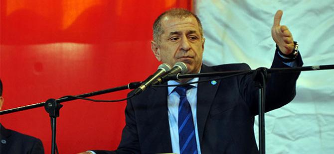 İYİ Partili Özdağ'dan sert 'Andımız' açıklaması! 'HDP ve MHP, AKP'nin ortağı'