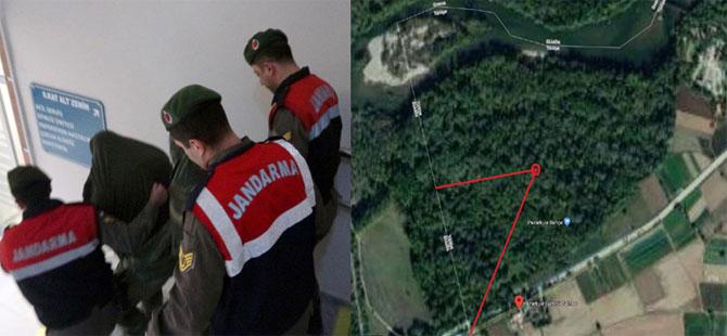 Yunan askerleri, Türk sınırına 253 metre girmiş