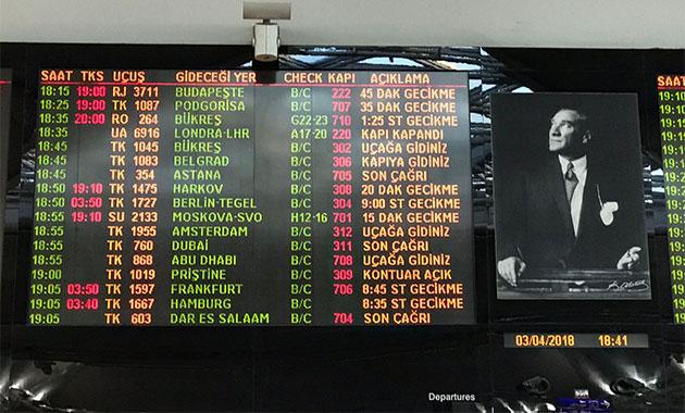 Avrupa uçuşlarında EUROCONTROL arızası gecikmelere yol açtı