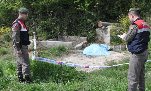 Su kuyusunda bulunan yanmış erkek cesediyle ilgili sır perdesi aralandı