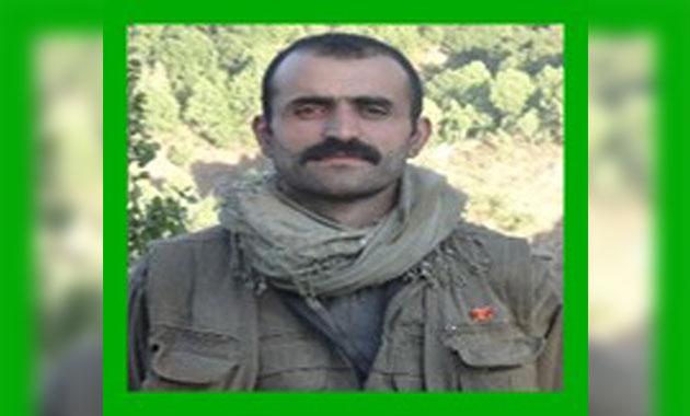 'Yeşil' listede aranan PKK'lı terörist öldürüldü