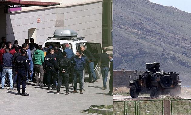 Türkiye-İran sınırında çatışma: 2 şehit, 3 yaralı