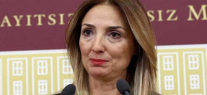Aylin Nazlıaka, CHP Kadın Kolları'nın yeni Genel Başkanı oldu!
