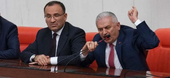 CHP'li Özer'in 'Ilgaz Tüneli' sözlerine Yıldırım'dan sert tepki!