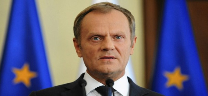 AB Konseyi Başkanı Tusk: Müttefiklerimizin yanında olacağız