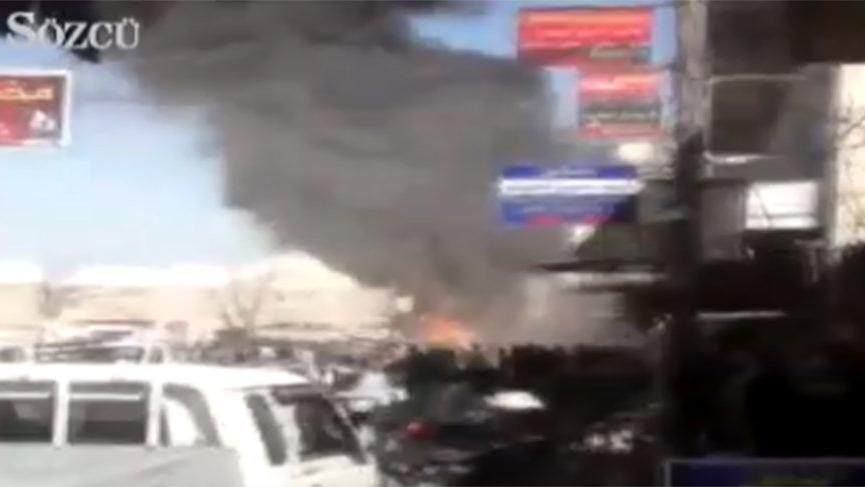 El Bab'da patlama: Ölü ve yaralılar var