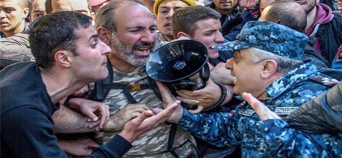 Ermenistan'da Sarkisyan isyanı