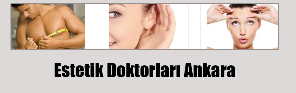 Estetik Doktorları Ankara
