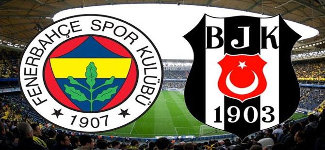 Fenerbahçe – Beşiktaş maçı iptal edildi