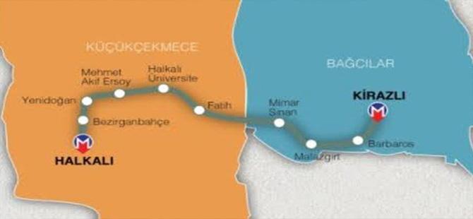 İBB metrolar için tekrar ihaleye çıkıyor
