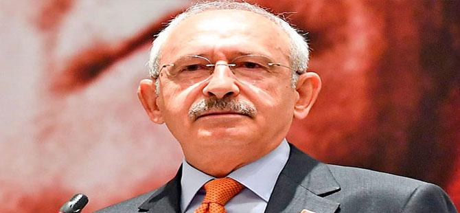 Kılıçdaroğlu: Üzülerek ifade etmeliyim ki, TBMM'nin yetkileri kısıtlanmış durumdadır