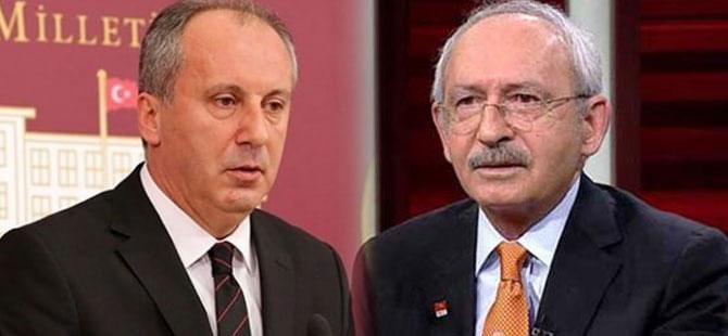 Kılıçdaroğlu-Muharrem İnce görüşmesi başladı!