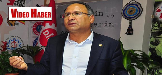 Türkiye'nin ilk Roman vekili CHP'li Purçu'dan videolu mesaj