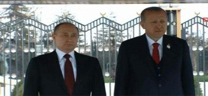 Putin Ankara'da! Akkuyu'nun temeli bugün atılıyor