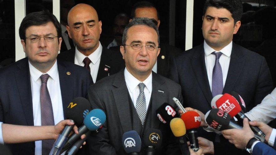 Bülent Tezcan'dan flaş İYİ Parti açıklaması