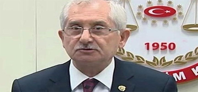 YSK Başkanı Sadi Güven'dan skandal karar sonrası ilk açıklama