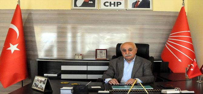 Şırnak'ta CHP'nin oturma eylemi şehitler nedeniyle iptal edildi