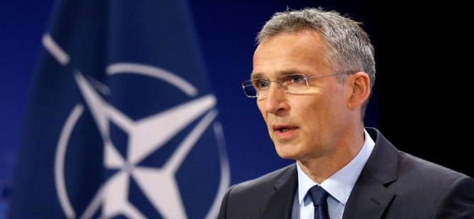 NATO: Esad hesap vermeli harekatı destekliyoruz