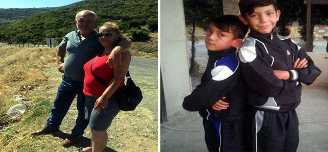 Eşini ve 2 üvey oğlunu öldürüp, kaçırdığı üvey kızına da cinsel istismarda bulundu