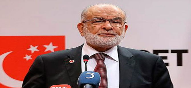 Karamollaoğlu: Gelecek Temmuz'dan önce seçim olmaz