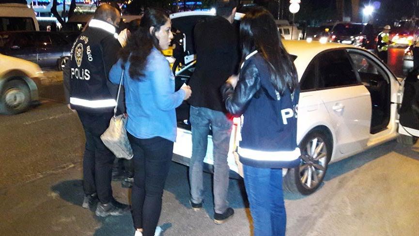 İstanbul'da Yeditepe operasyonu!