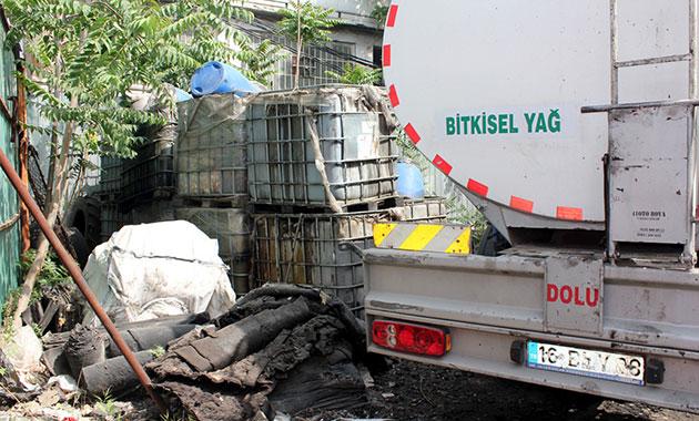 Bursa'da kötü kokunun nedeni, kanalizasyona bırakılan kimyasal madde çıktı