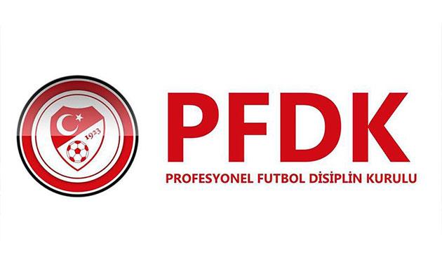 PFDK'dan Beşiktaş'a büyük ceza