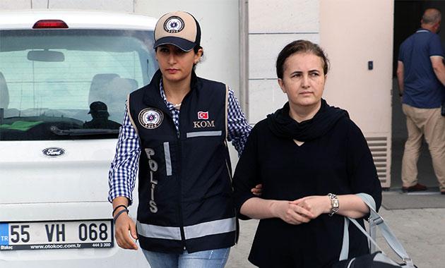 FETÖ'nün 'altın çocuğu'nun hakim eşi tutuklandı