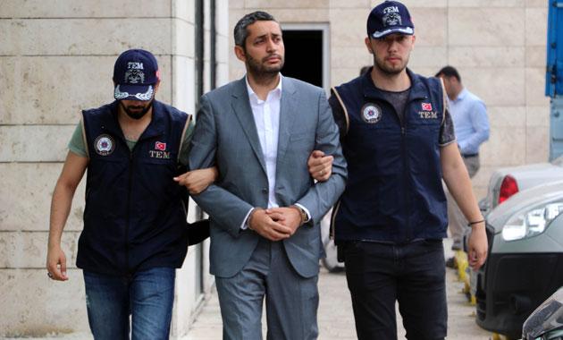 Araklı Kaymakamı FETÖ'den tutuklandı