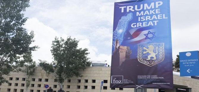 ABD, Kudüs'e taşıdığı tartışmalı İsrail Büyükelçiliğini açmaya hazırlanıyor