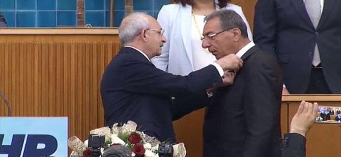 Ülkü Ocakları Eski Genel Başkanı Aldemir, CHP'ye katıldı!