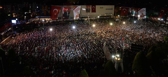 Muharrem İnce'nin televizyon programına 20 bin kişi katıldı