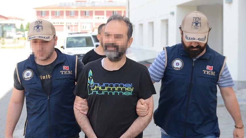 Eski istihbarat müdürü Zeki Güven tutuklandı