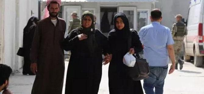 FT Cerablus'a girdi: Türkiye bize yardım ediyor