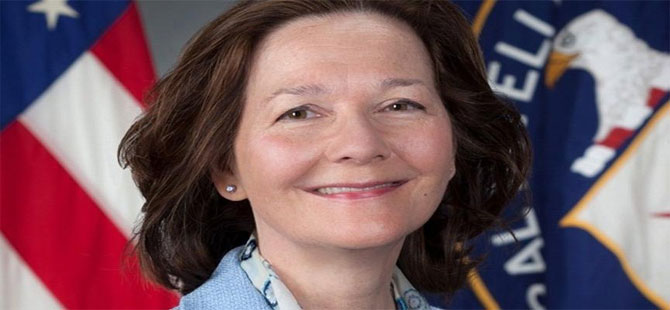Adı büyük tartışma yaratmıştı… Haspel ilk kadın CIA Direktörü oldu