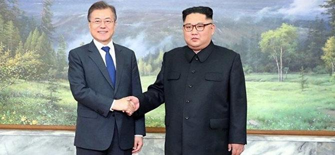 Kuzey Kore roket tesisini kapatmayı şartlı olarak kabul etti